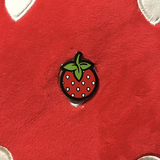 Strawburry17 Pin