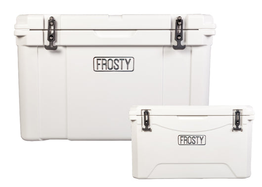 Frosty 120 & 35 (2 pack) - Frosty Rotomoled Coolers & Tumblers