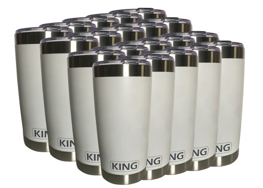 20oz Frosty KING Tumbler - BULK *20 Pack*