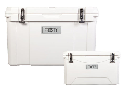 Frosty 85 & 35 (2 Pack) - Frosty Rotomoled Coolers & Tumblers