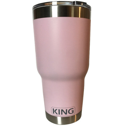 30oz Frosty KING Tumbler - Frosty Rotomoled Coolers & Tumblers