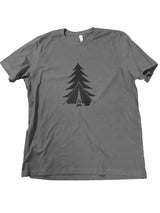 Tree T-Shirt (7 Colors) - Frosty Rotomoled Coolers & Tumblers