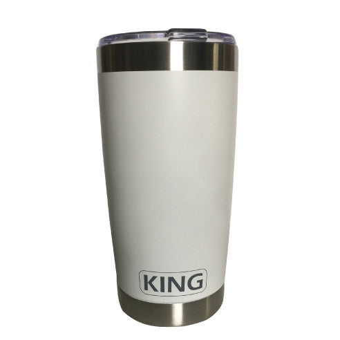 20oz Frosty KING Tumbler - Frosty Rotomoled Coolers & Tumblers