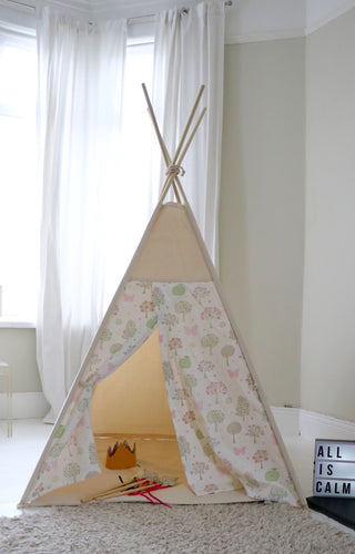 Summer Woods Teepee