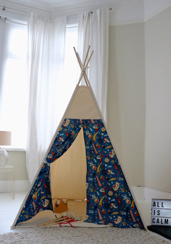 Spaceboy Teepee (Large Size)