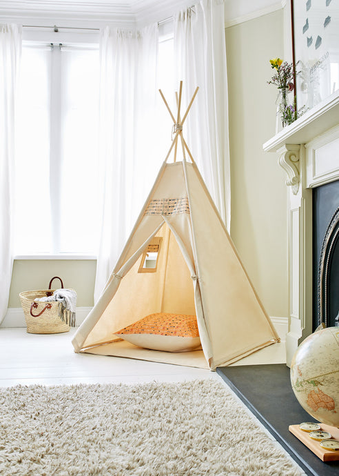 Pink Arrow Teepee