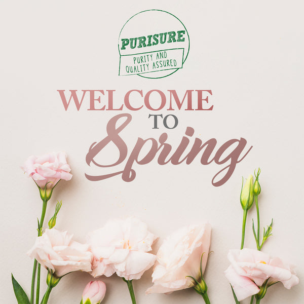Welcome To Spring - PuriSure