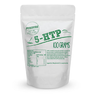 5-HTP Powder 100g (1000 Servings)