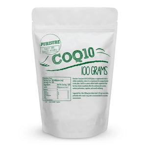 COQ10 Bulk Powder Supplement Wholesale Health Connection