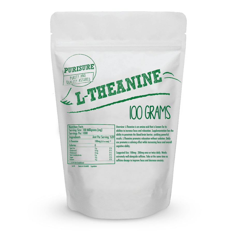 Theanine Supplement Wholesale Health Connection
