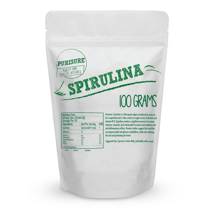 Spirulina Supplement Wholesale Health Connection
