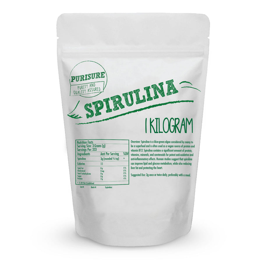 Spirulina Wholesale Health Connection