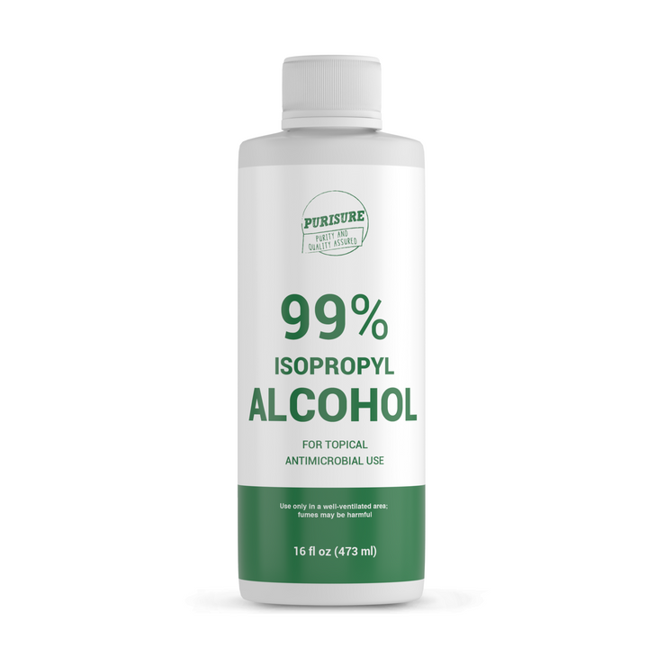 99% Isopropyl Alcohol 16 fl oz