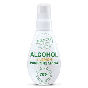 70% Alcohol + Lemon Purifying Spray
