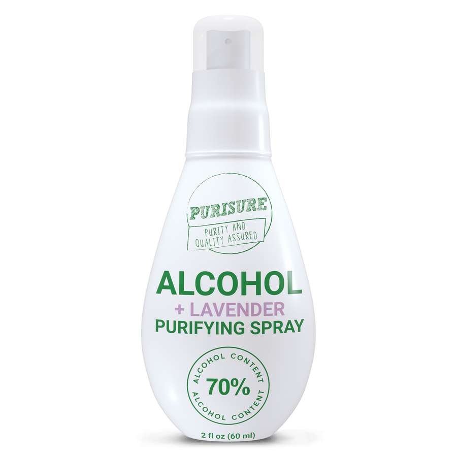 70% Alcohol + Lavender Purifying Spray