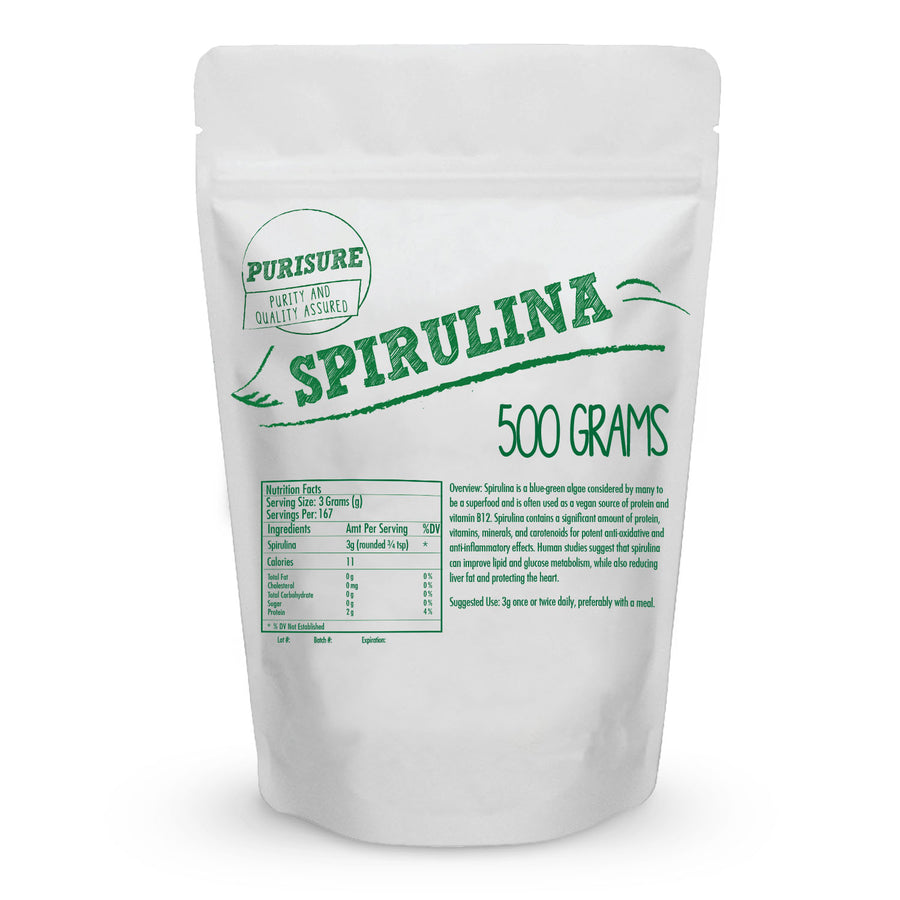 Spirulina Vegan Protein Wholesale Health Connection