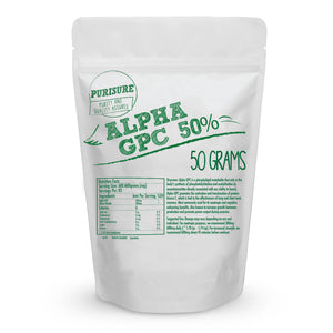 Alpha GPC Powder Wholesale Health Connection