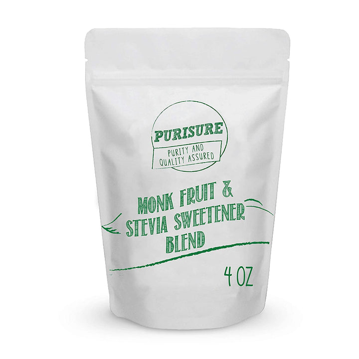 Monk Fruit & Stevia Sweetener Blend