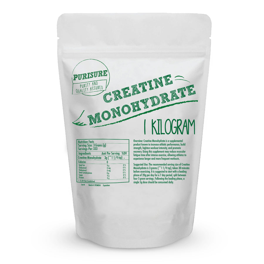 Micronized Creatine Monohydrate Supplement Wholesale Health Connection