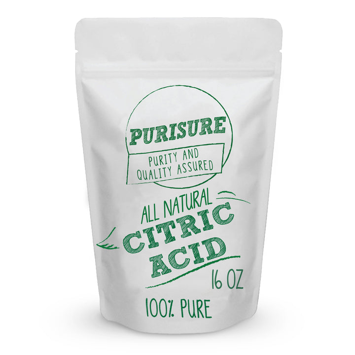 Food Grade Citric Acid Powder