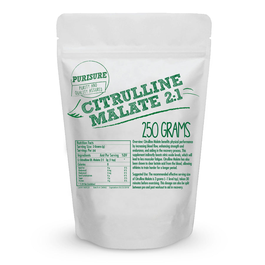L Citrulline Malate Supplement Wholesale Health Connection
