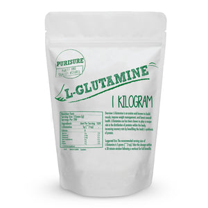L-Glutamine Powder Wholesale Health Connection
