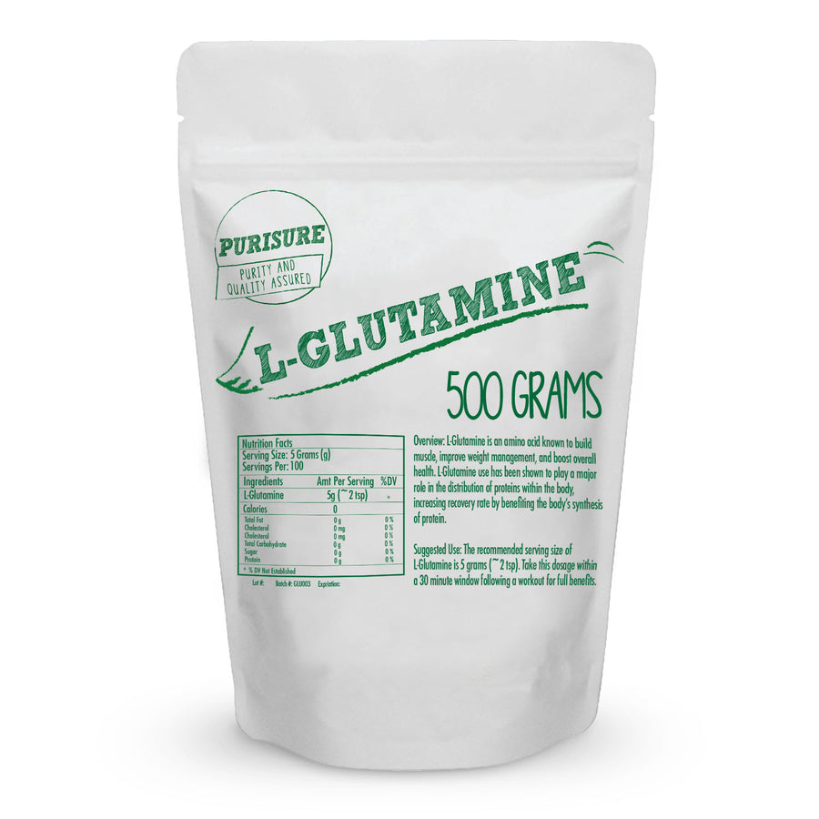 L-Glutamine Wholesale Health Connection