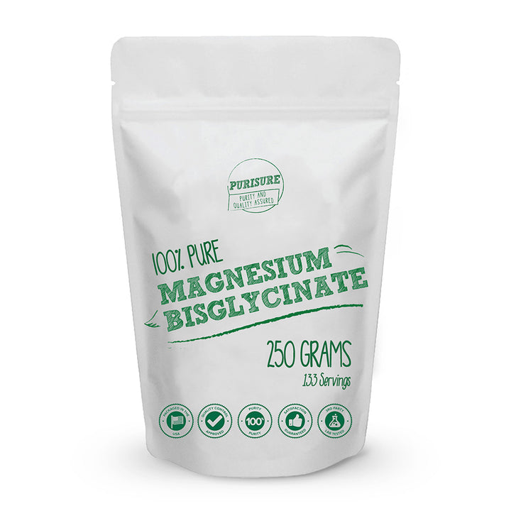 Purisure Magnesium Bisglycinate Powder