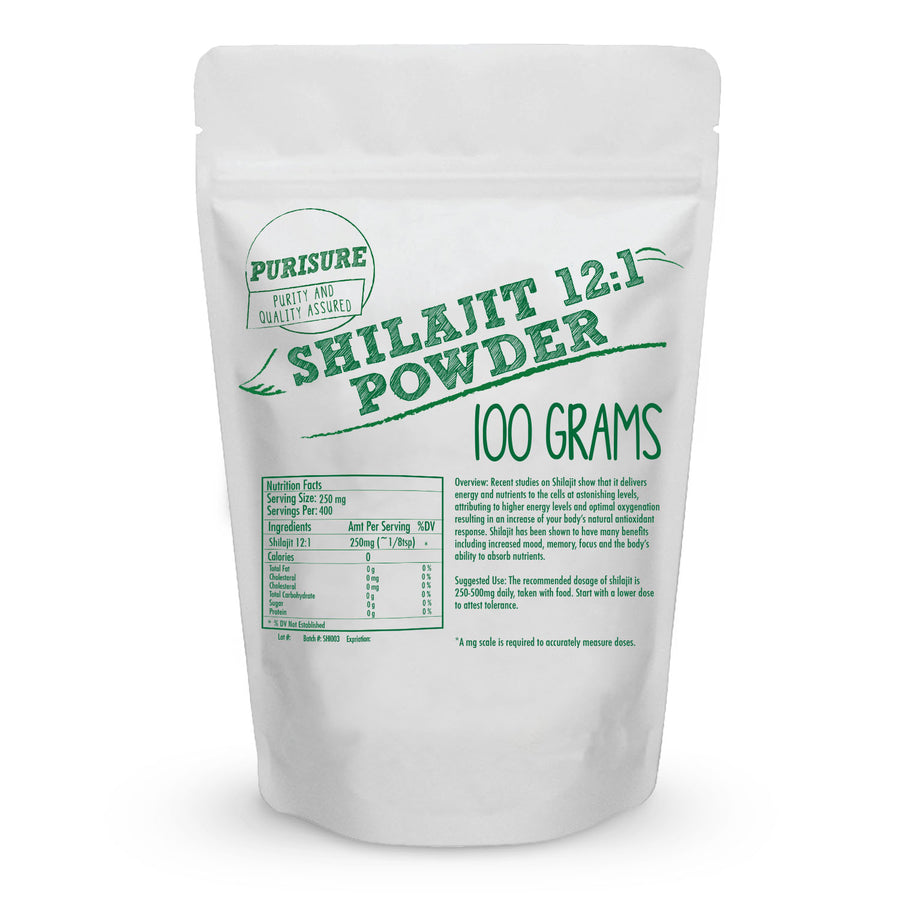 Shilajit Powder Wholesale Health Connection