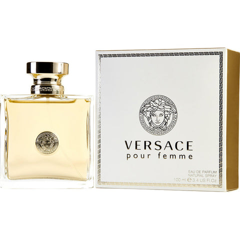 Versace Signature by Gianni Versace Women Eau De Parfum 3.4 oz