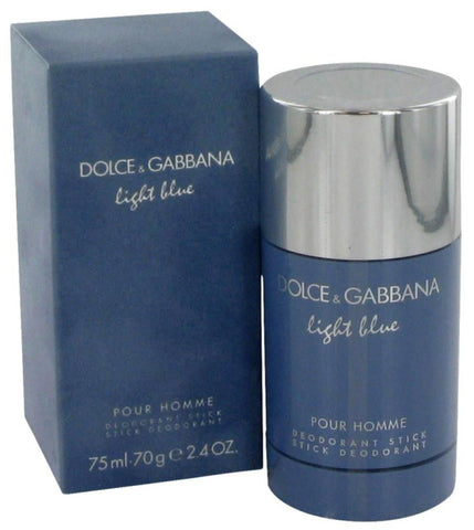 D & G Light Blue by Dolce & Gabbana Men Deodorant Stick 2.4 oz