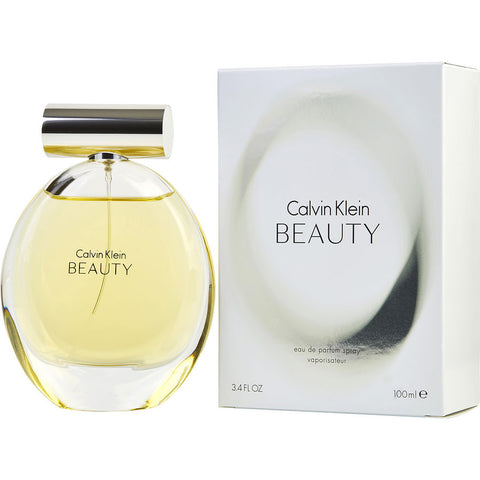Beauty by Calvin Klein Women Eau De Parfum 3.4 oz