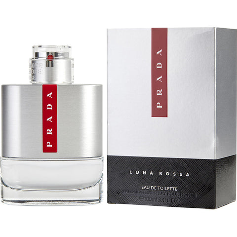 Prada Luna Rossa by Prada Men Eau De Toilette 3.4 oz