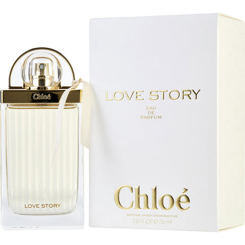 Chloe Love Story by Chloe Women Eau De Parfum 2.5 oz