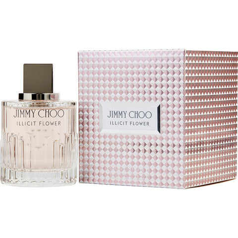 Jimmy Choo Illicit Flower  by Jimmy Choo Women Eau De Toilette 3.3 oz