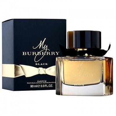 My Burberry Black by Burberry Women Eau de Parfum  3 oz
