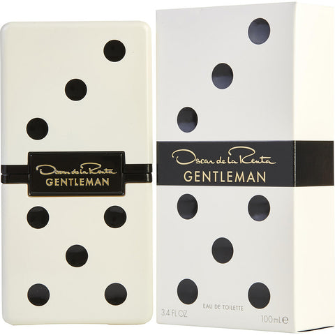 Gentleman by Oscar De La Renta Men Eau De Toilette 3.4 oz