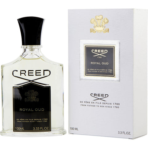 Creed Royal Oud  by Creed Unisex Eau De Parfum 3.3 oz