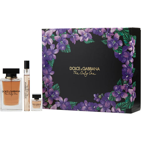 The Only One by Dolce & Gabbana Women Gift Set 3 Piezas