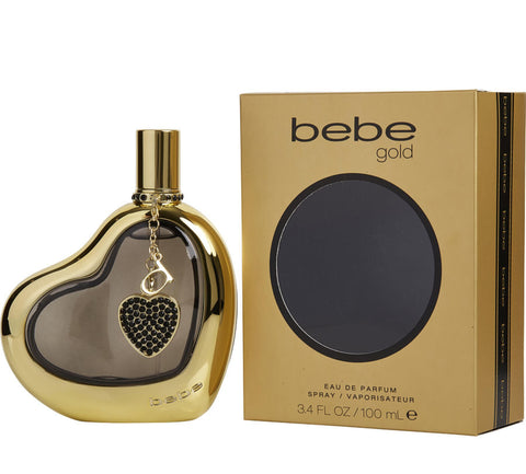 Bebe Gold  by Bebe Women Eau De Parfum 3.4 oz