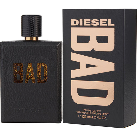 Diesel Bad by Diesel Men Eau De Toilette 4.2 oz