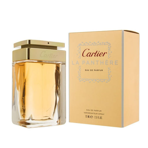 Cartier La Panthere by Cartier Women Eau De Parfum 2.5 oz