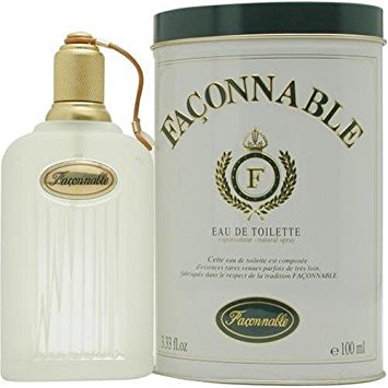 Faconnable by Faconnable Men Eau De Toilette 3.3 oz