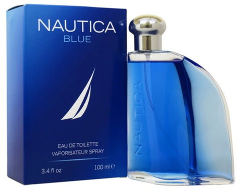 Nautica Blue by Nautica Men Eau De Toilette 3.4 oz