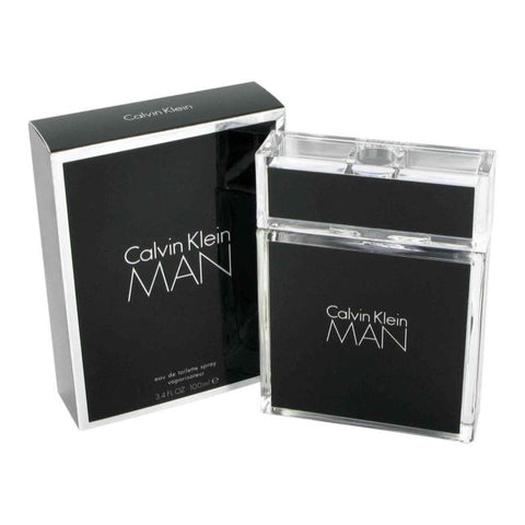 Calvin Klein Man by Calvin Klein Men Eau De Toilette 3.4 oz