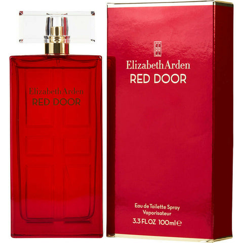 Red Door by Elizabeth Arden Women Eau De Toilette 3.4 oz