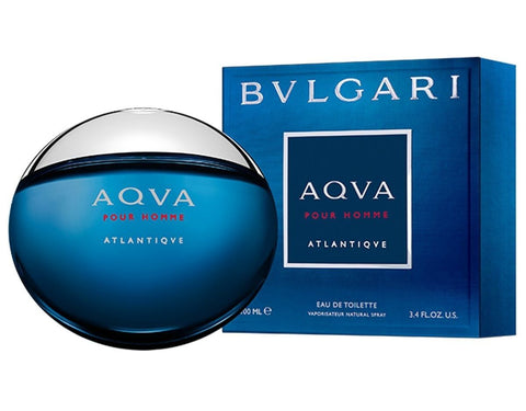 Bvlgari Aqua Atlantique by Bvlgari Men Eau De Toilette 3.4 oz
