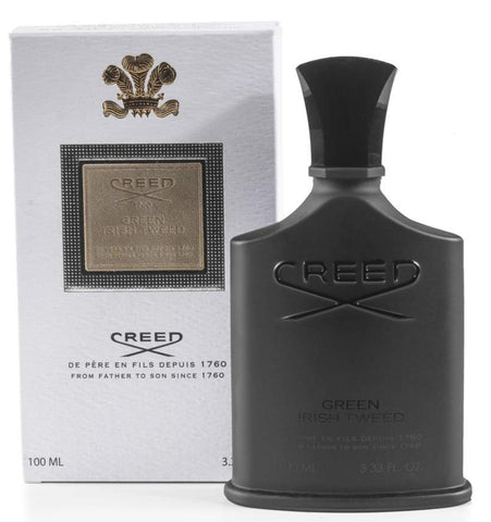 Creed Green Irish Tweed by Creed Men Eau De Parfum 3.3 oz