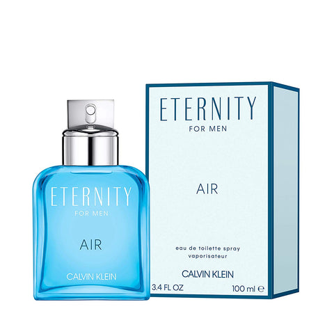 Eternity Air by Calvin Klein Men Eau De Toilette 3.4 oz