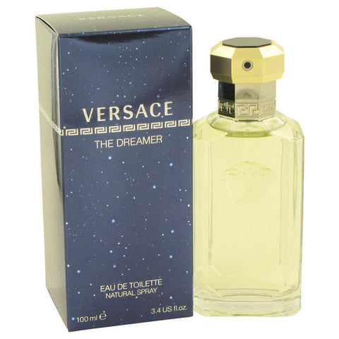 Dreamer by Gianni Versace Men Eau De Toilette 3.4 oz